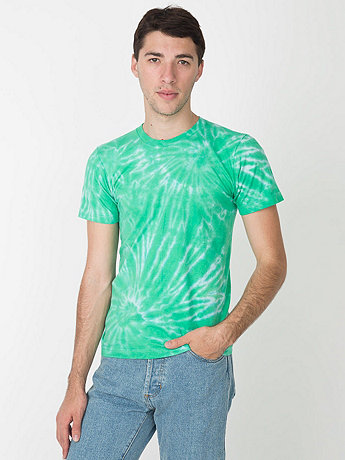 Tie Dye Power Washed T-Shirt