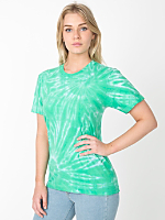 Unisex Tie Dye Power Washed T-Shirt