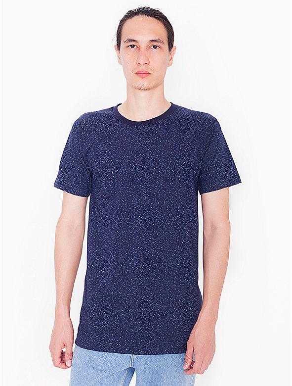 Printed Power Wash Tall Crewneck T-Shirt