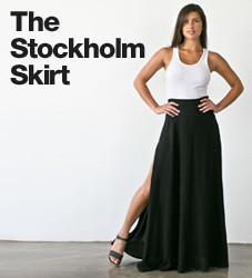 The Stockholm Skirt