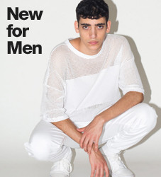 New for Men