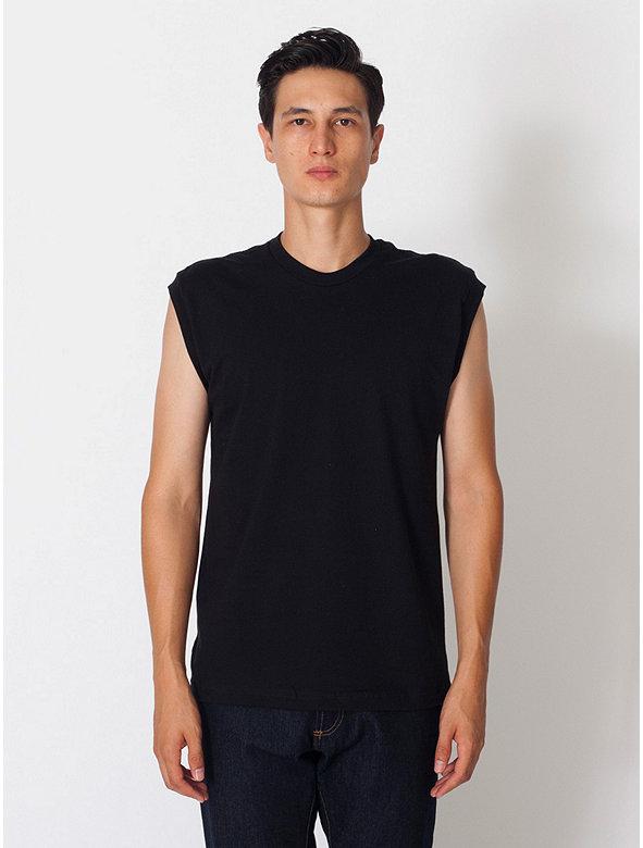 Fine Jersey Muscle T-Shirt