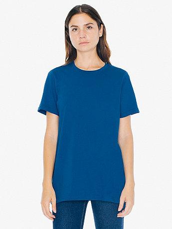 Organic Fine Jersey Short Sleeve Women's T