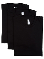Fine Jersey Short Sleeve Women's T (3-Pack)