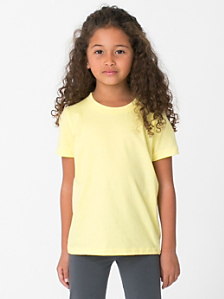 Kids Fine Jersey Short Sleeve T