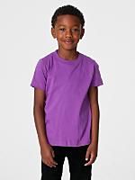 Organic Kids Fine Jersey Short Sleeve T