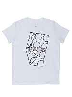 Screen Printed Kids' Fine Jersey Short Sleeve T-Shirt - NADA