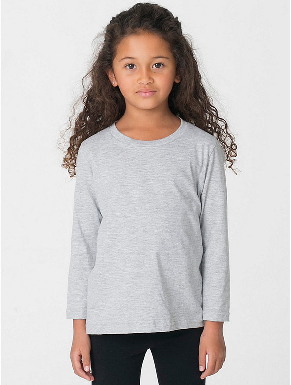 Kids' Fine Jersey Long Sleeve T