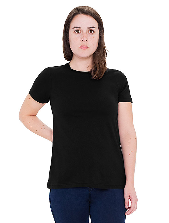 Fine Jersey Classic Woman's T-Shirt