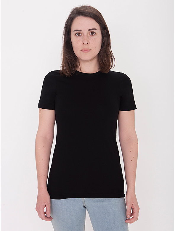 Organic Fine Jersey Woman's Classic T-Shirt