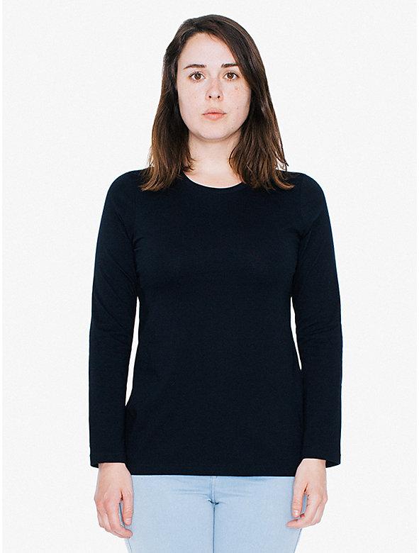 Fine Jersey Classic Woman's L/S T-Shirt