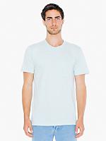 Fine Jersey Pocket Short Sleeve T-Shirt