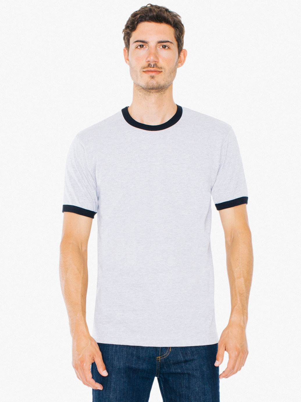 Heather Gray Color Shirt
