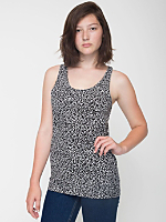 Unisex Winie Print Power Washed Tank
