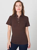 Unisex Fine Jersey Short Sleeve Leisure Shirt
