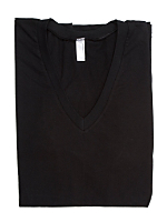 Fine Jersey Short Sleeve V-Neck (7-Pack)