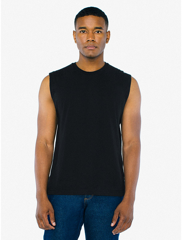 Unisex Power Washed Muscle Tank