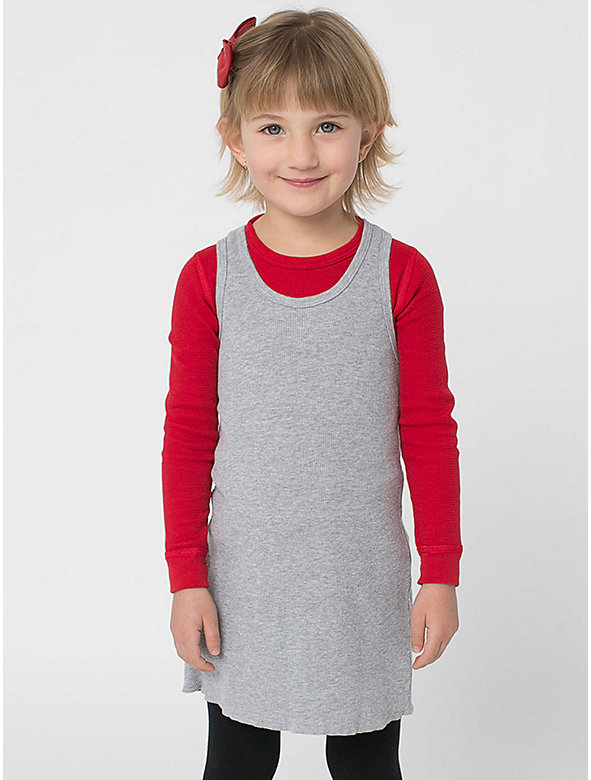 Kids' Rib Racerback Dress