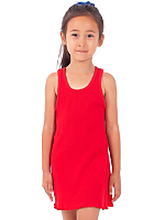 Kids Rib Racerback Dress