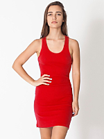 Rib Racerback Dress