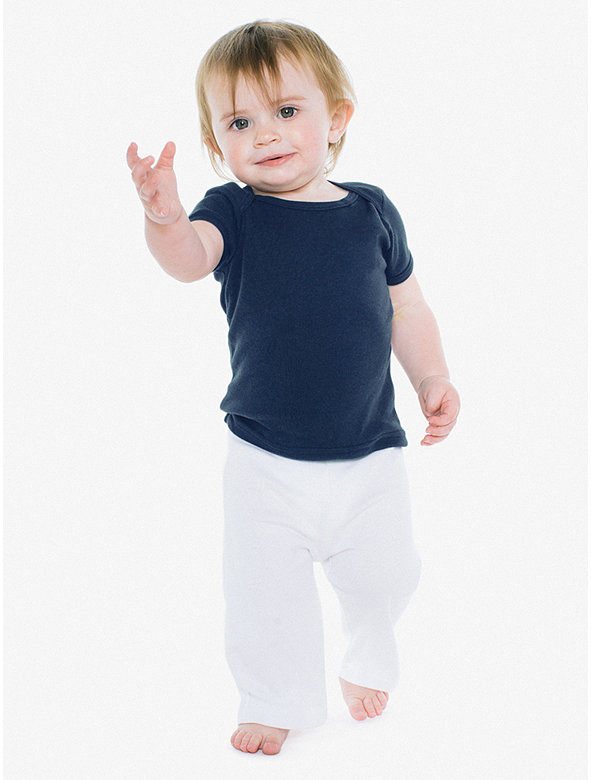 Infant Baby Rib Lap T-Shirt