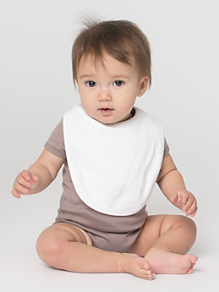 Infant Baby Rib Reversible Bib