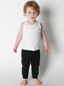 Infant Baby Rib Legging