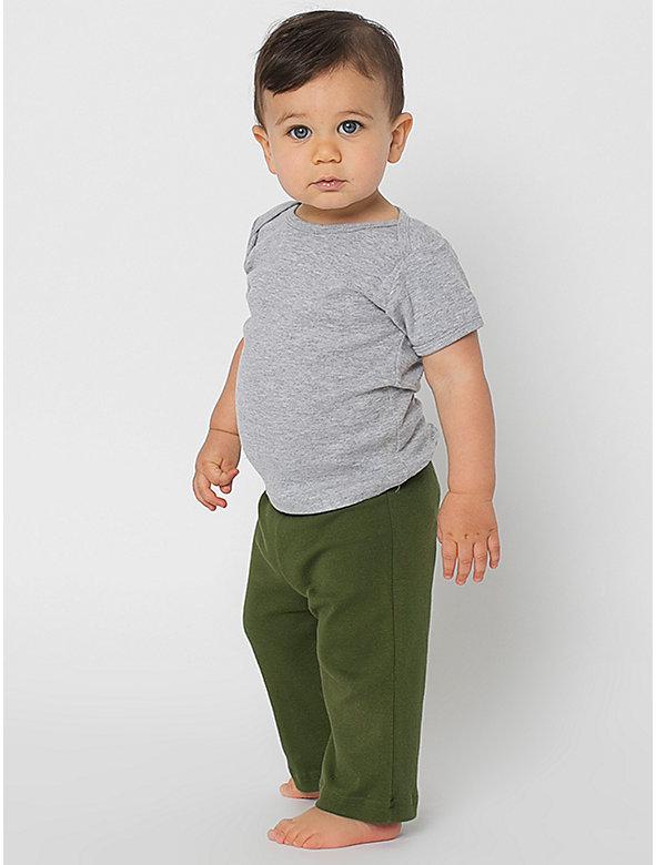 Infant Baby Rib Karate Pants