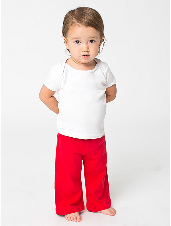 Infant Baby Rib Karate Pants