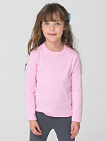 Kids Baby Rib Long Sleeve T-Shirt