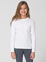 Youth Baby Rib Long Sleeve T