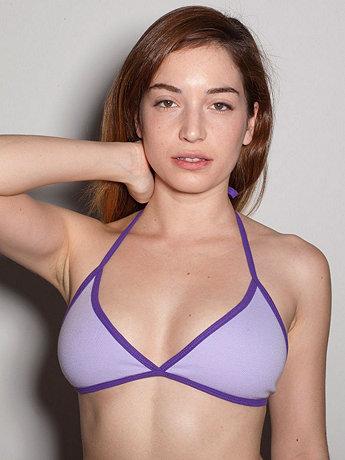 Baby Rib Bikini Bra