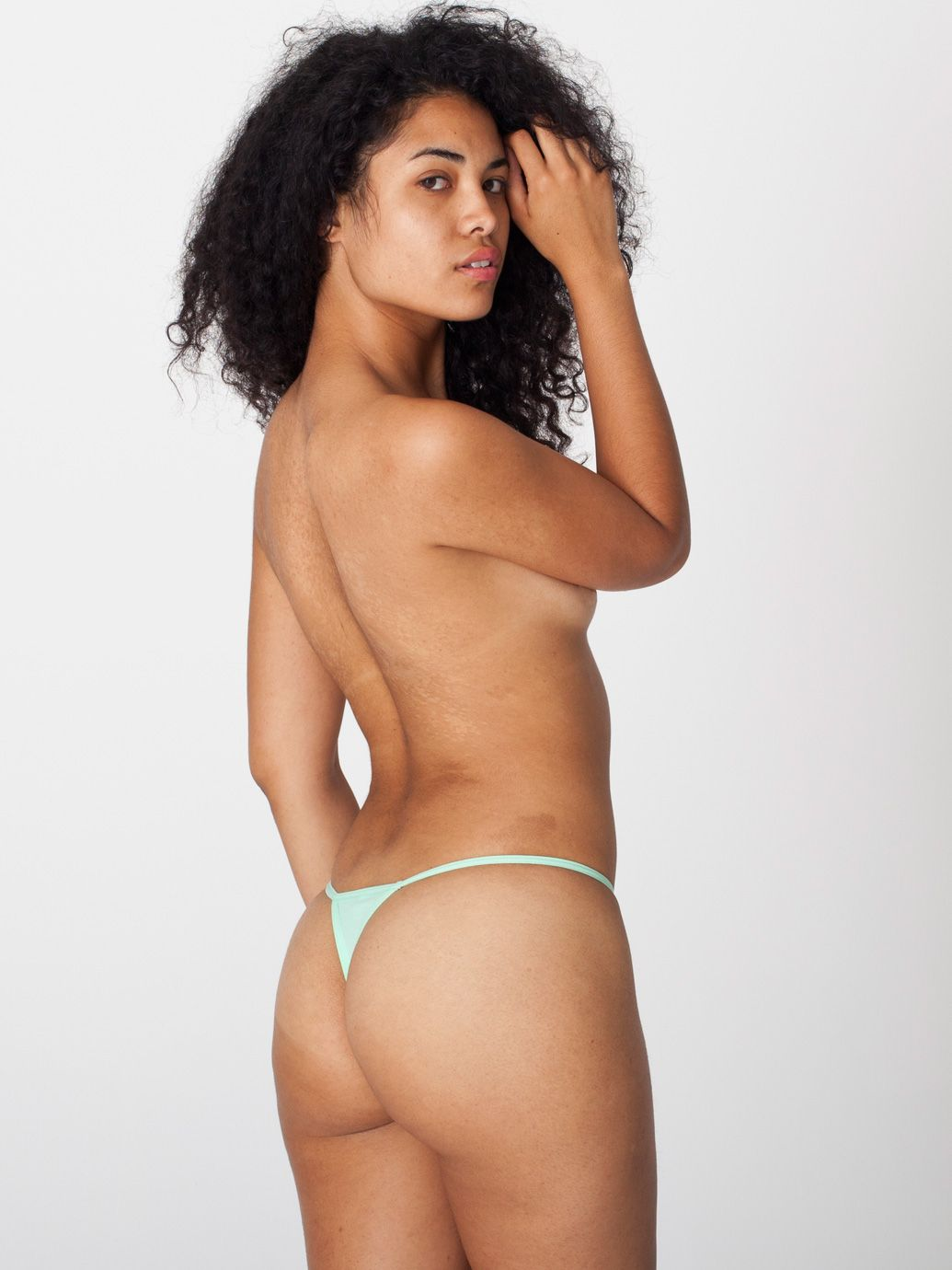 Nude masha model flats