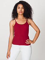 Baby Rib Cross-Back Tank