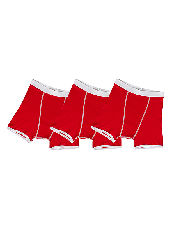 Baby Rib Boxer Brief (3-Pack)