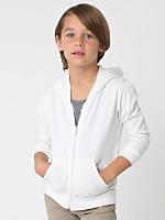 Kids California Fleece Zip Hoody