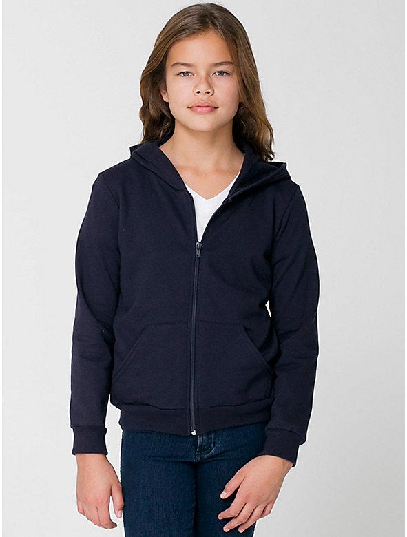 Youth California Fleece Zip Hoodie