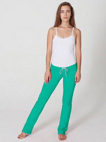 California Fleece Straight Leg Pant
