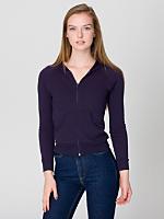 California Fleece Women's Zip Hoodie