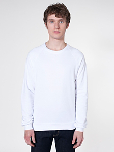 California Fleece Raglan