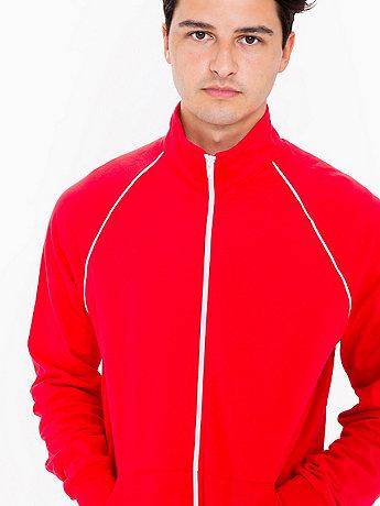 California Fleece Track Jacket