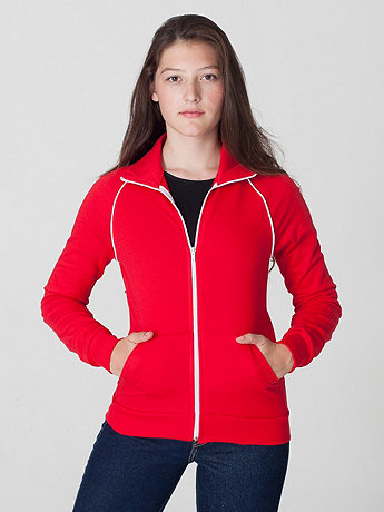 Unisex California Fleece Track Jacket