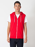 California Fleece Sleeveless Zip Hoodie