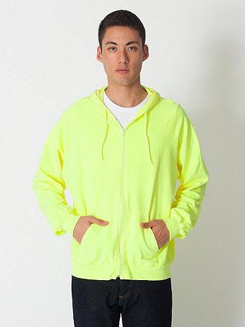 Highlighter California Fleece Zip Hoodie