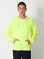 Highlighter California Fleece Zip Hoodie