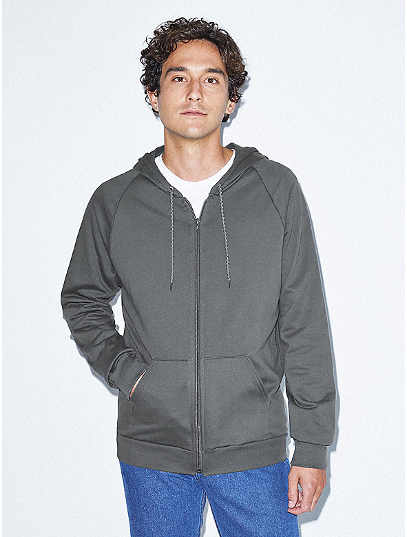 Unisex California Fleece Zip Hoodie