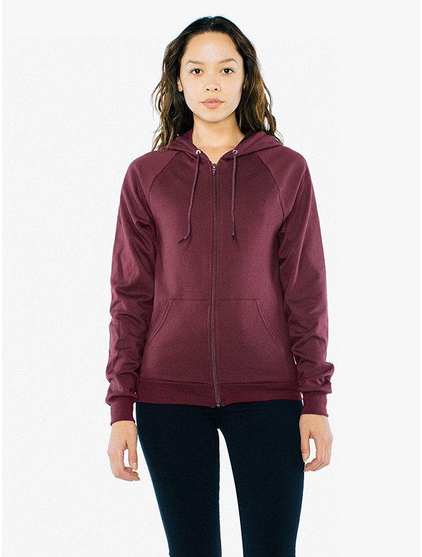 Unisex California Fleece Zip Hoodie