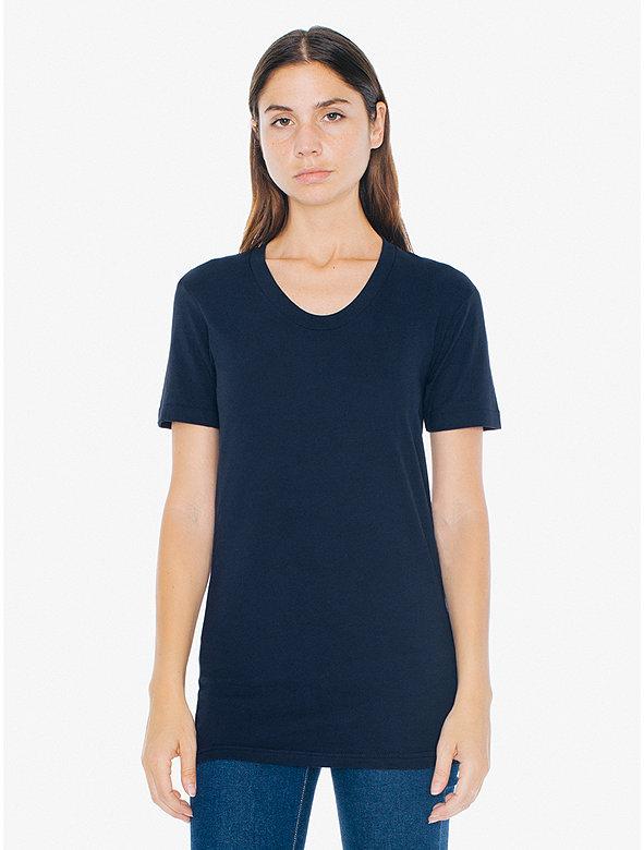 Sheer Jersey Short Sleeve Women's Summer T
