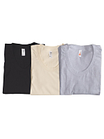 Sheer Jersey Short Sleeve Women's Summer T (3-Pack)