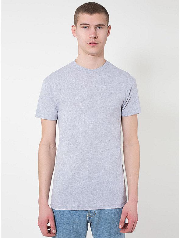 Sheer Jersey Crewneck 'Summer' T-Shirt